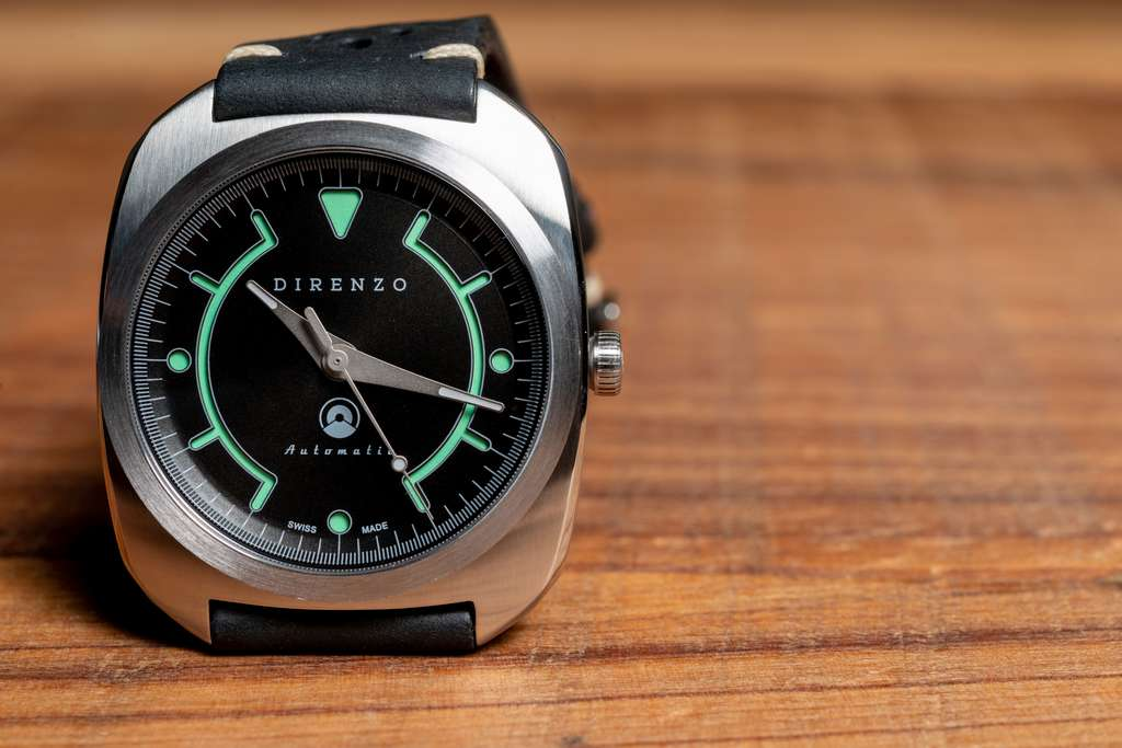kickstarter direnzo watches