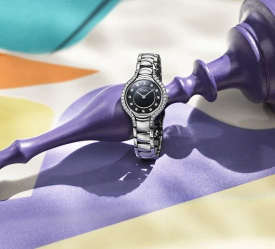 ebel beluga lady con diamanti
